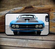 Retro 1971 Blue Ford Torino Cobra Muscle Car -  iPhone 6 or 6S+ phone case