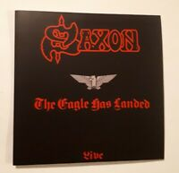 Saxon - The Eagle Has Landed (CD) Brand New not sealed.