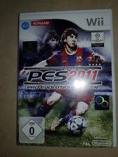 Pro Evolution Soccer 2011 (Nintendo Wii, 2010, DVD-Box)