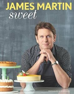 Sweet by James Martin Book The Cheap Fast Free Post
