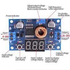 DC-DC Buck Converter Voltage Regulator Step Down Module 5A 4.0V~38V to 1.25V~36V
