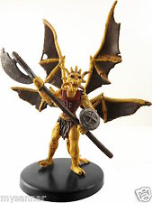 D&D Mini GREATER HOST DEVIL (Magaav) Pathfinder SK Dungeons & Dragons Miniature