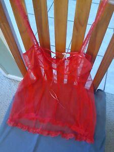 Victoria secret lingerie medium new
