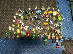 DigiMon lot of 70+ Mini Action Figures