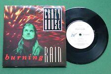 "Crazy House Burning Rain / Garden of Luck CHS 3155 7"" Single"