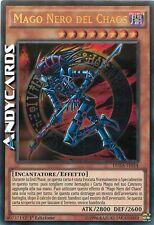 Mago Nero del Chaos ☻ Ultra Rara ☻ DUSA IT054 ☻ YUGIOH ANDYCARDS