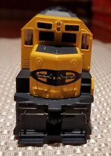 HO Bachmann Plus EMD SD45 Diesel Locomotive Santa Fe B/Y War Bonnet #5408