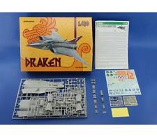 EDUARD 1135 Saab J-35 Draken in 1:48 LIMITED!!