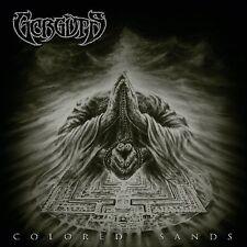 Gorguts - Colored Sands CD 2013 progressive death metal Canada Season of Mist
