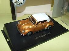 VW COCCINELLE 1303 Cabriolet Marron UNIVERSAL HOBBIES