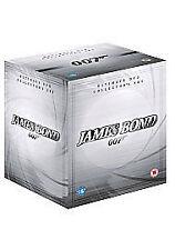 Bond Complete Collection (DVD, 2009, 44-Disc Set, Box Set)