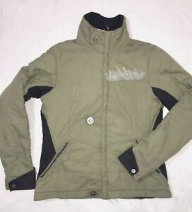 PEARL IZUMI Women's Large Full Zip Insulated Cycling Jacket Fitted