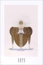 ERTE Radiance Lady Art Deco Original Poster 36 x 24