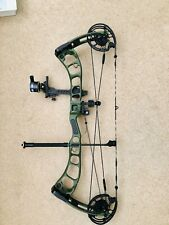 Prime Black 1 compound bow 60-70lb Rh