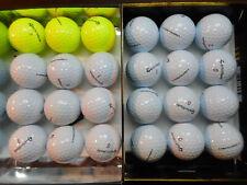 24 TaylorMade 2020/21 Tour Response Mint Aaaaa No Logos/Pen MarksUsed Golf Balls