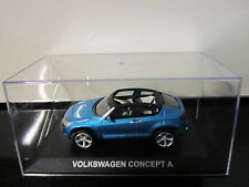 VOLKSWAGEN CONCEPT A - ESC.-1/43 - CONCEPT CARS COLLECTION - ALTAYA