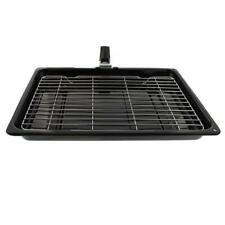 Genuine Whirlpool Hotpoint Indesit Grill Pan Complete Universal C00149134