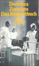 Das Rapportbuch von Dorothea Zeemann, UNGELESEN