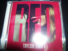 Taylor Swift RED Australian Bonus Tracks Deluxe Edition 2 CD - Like New