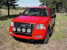 KC HiLiTES 7421 Black Front Light Bar 2004 2005 Ford F-150 4WD