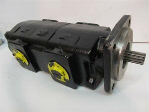 Parker 3089123019, P20B Series Tandem Hydraulic Pump