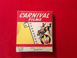 Vintage 8mm.  Our Kids Comedies - The Dog Catcher