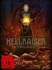 Hellraiser Deluxe Uncut Digipak 1 2 3 Trilogy 5 Blu-Ray Box Collectors Edition