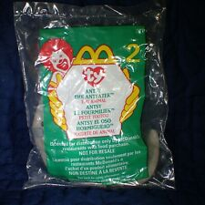 New listing Antsy The Anteater # 2 McDonald's Ty Teenie Beanie Baby Retired 1998 New #1-2