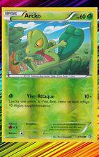 Arcko Reverse -XY5:Primo Choc - 6/160 - Carte Pokemon Neuve Française