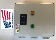 ZHQ3-63 2P Automatic Transfer Switch With Power Meter Enclosure, 1PH, 63 amp.
