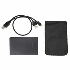 "2.5"" Inch Black Sata USB 2.0 Hard Drive HDD Enclosure External Laptop Disk Case"