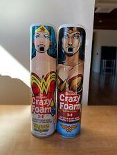 Dc Comics Wonder Woman The Original Crazy Foam Body Wash Pack - Unused-Free Ship