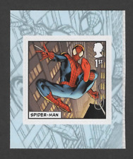 2019 SG 4193 1st 'Spider- Man' SA from 'Marvels Super Heroes' Comm Bk PM65