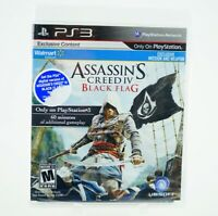 Assassin's Creed IV Black Flag Exclusive Mission And Weapon: Playstation 3 PS3