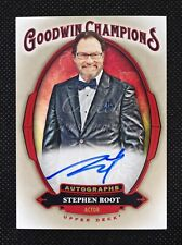 2020 Goodwin Champions Stephen Root Vertical Auto