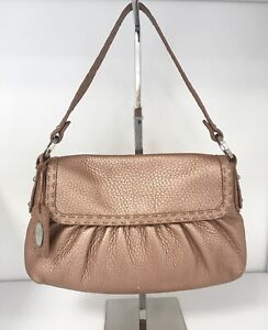 Fendi Selleria Pink Shoulder Bag