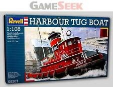 HARBOUR TUG BOAT 1:108 SCALE MODEL KIT
