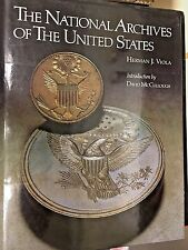 National Archives of The United States book