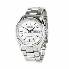 Seiko SARY055 PRESAGE Mechanical Automatic Men's Watch - Silver