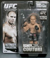 """UFC ULTIMATE COLLECTOR """"RANDY """"THE NATURAL"""" COUTURE"""" ACTION FIGURE (NEW/SEALED)"""