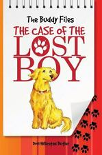 The Case of the Lost Boy (The Buddy Files) Butler, Dori Hillestad Paperback