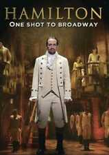 Hamilton: One Shot to Broadway NEW DVD