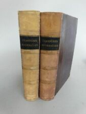 Chambers´s Information for the People - Nachschlagewerk 2 Bde. Holzstiche - 1857