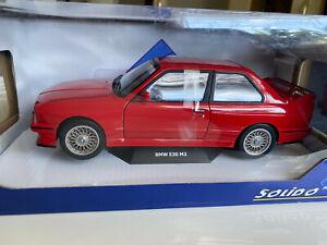 BMW M3/E30-1:18-OVP