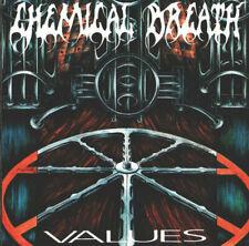 Chemical Breath – Values (CD, Album,  Crypta Records – 8206-2)