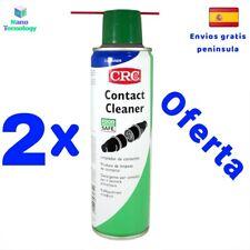 limpiador contactos electricos residuo 0 Crc Contact Cleaner Alta Calidad 2 Unid