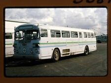 Original Slide Bus, Bc Hydro 3387, Kodachrome 1974