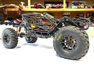 "RCSparks Collection: TRAXXAS TRX-4 Based ""CASH"" RC Rock Bouncer - CUSTOM BUILD"