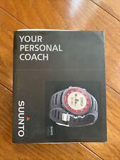 Suunto t4c Black Volcano unisex Hr monitor For Optimal Fitness with Comfort Belt