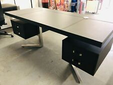 NEW YORK DESK WITH FOUR (4) SOFT CLOSING DRAWERS